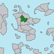 Location of Dundorf