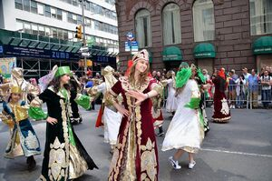 Nowruz parade