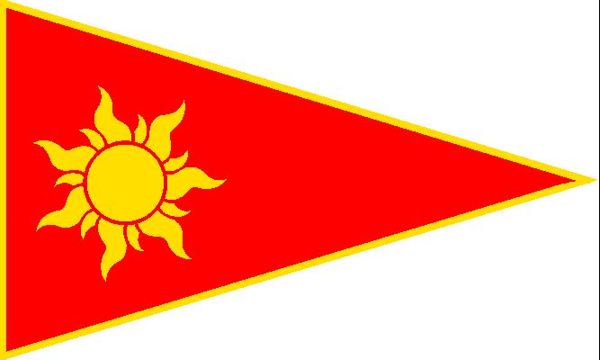 The Flag of the Prtastaték Rekvakns Brmestán (Federal Republic of Barmenistan)