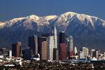 LA Skyline Mountains2