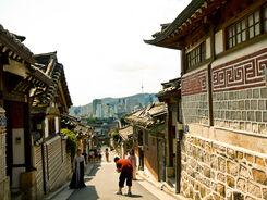 Geumbuk Hanok Village