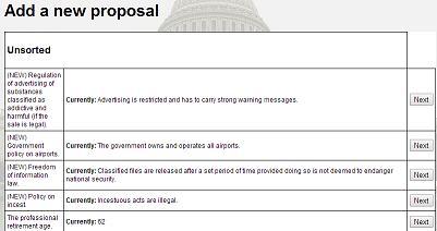 11. add proposal