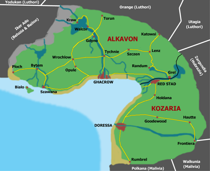 Darnussian-Mainland