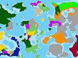 Terran Language Families