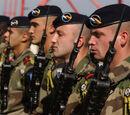 Military of Kanjor