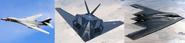 SFAF Bomber Colage