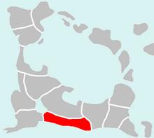 Jakania Location