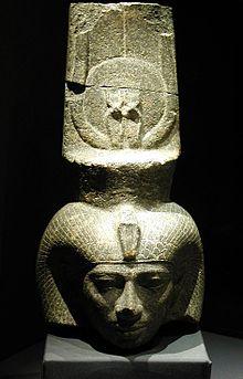Princess Shepenupet II as Crown Prince Ahmose