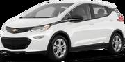 2019-Chevrolet-Bolt EV-white-full color-driver side front quarter