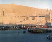 Tuffad Parade - Istalian Empire's 100 years celebration