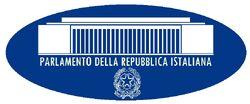 Istalian Parliament Logo