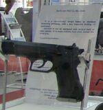 Pistol Md. 2000 BSDA 2010
