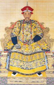 Deng Puqi, 3rd Beiyi of Akuzia, 1st Elected Paramount Leader of United Indrala