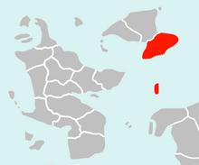 Location of Telamon