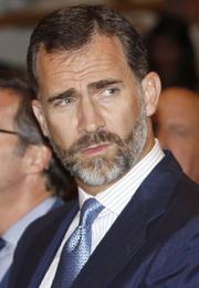Felipe VI Spain 2