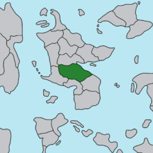 Location of Luthori