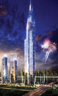 Muhandae World Tower