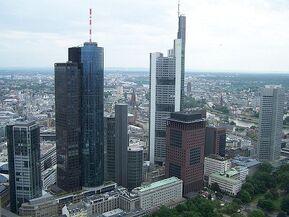 Business District of Nordenhaus