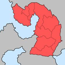 Regions of Liore