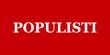 Populists flag