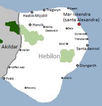 Hebilonmap