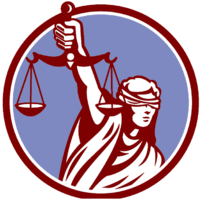 For Justice! logo