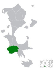 Location of Alduria Mas