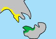 1015 BCE map