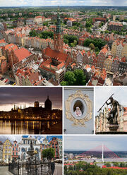 800px-Collage of views of Gdansk