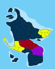 Artanian Culture Map