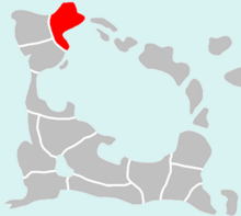Pontesi Location
