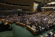 World Congress General Assembly meeting