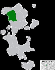 Location of Valruzia Mas