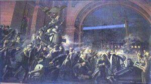 Nuncirist coup