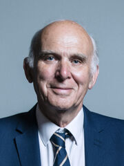 David Mallory Vince Cable