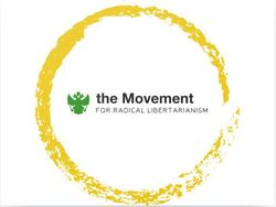 Movement for Radical Libertarianism Logo