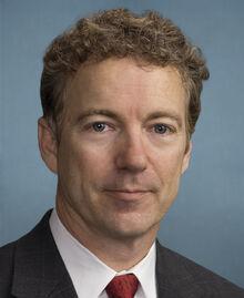 Rand Paul official portrait 112th Congress