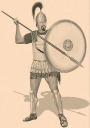 Cildanian hoplite