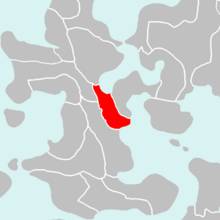 Location of Bianjie