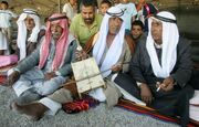 Bedouin men
