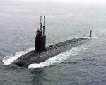 Romula Class Nuclear Attack Submarine