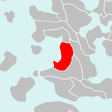 Location of Ntoto