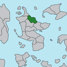 Location of Kirlawa
