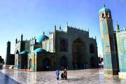 Blue Mosque Gharki