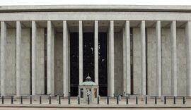 Palace of Republic facade (Istalia)