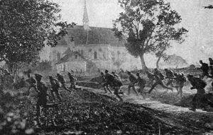 Red Horde Retreat