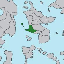 Location of Beluzia
