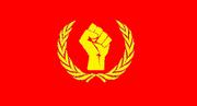4672 Barmenistan Flag