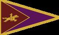 Jelbek horseman flag
