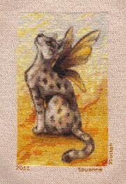 Flyingcat